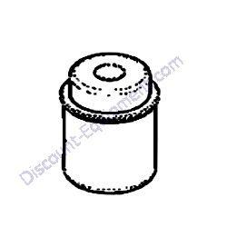 re532211 fuel pump multiquip ap6 ap8 series trash pump. Black Bedroom Furniture Sets. Home Design Ideas