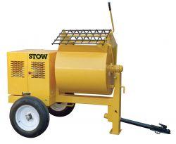 Mixer Mortar 9 3 Cu Ft 3 Bag Honda 8 Hp Stow Ms93h