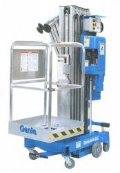 genie 38226 fluorescent tube caddy for awp iwp dpl gr lifts rh discount equipment com Genie Manlift Genie Super Hoist