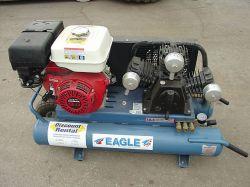 Eagle Tt90g Air Compressor 18 5 Cfm 100 Psi Gas
