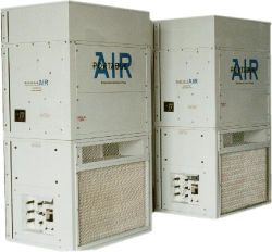 Air Conditioner Rental Amp Heater Portable Vertical 5 Ton