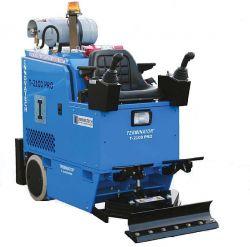 floor stripper rental ride-on propane (terminator model t2100pro