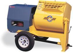 Stone Hm1290 01800 Hydraulic Mixer 13hp Honda Engine