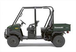 utility vehicle rental 4 seater 4x4 kawasaki mule 3010. Black Bedroom Furniture Sets. Home Design Ideas