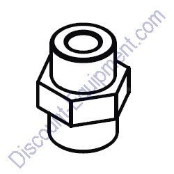 13515 fuel filter element for magnum light tower