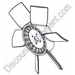 14099 Switch Coolant Temperature For Magnum Light Tower