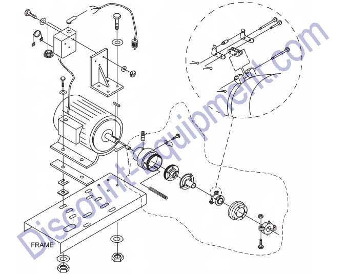 Electric Motor Assembly
