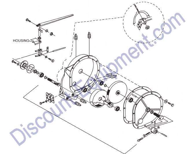 whiteman mortar mixer parts diagram
