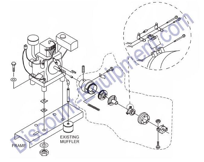 Engine Assembly Wisconsin Discount Equipment Com