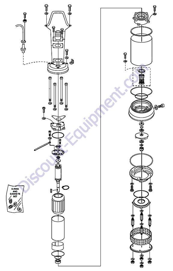 Multiquip ST41230, ST41460 4