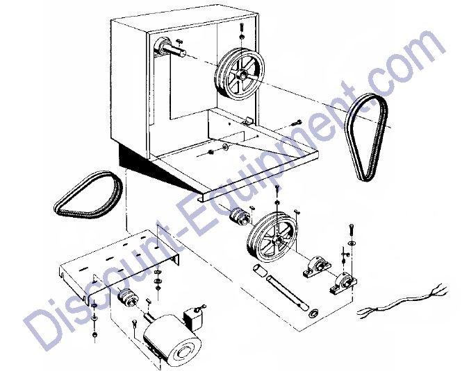Stone Concrete Mixer Parts Diagrams - Circuit Diagram Symbols •