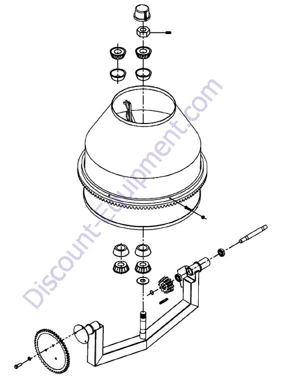 Picture of Drum Assy