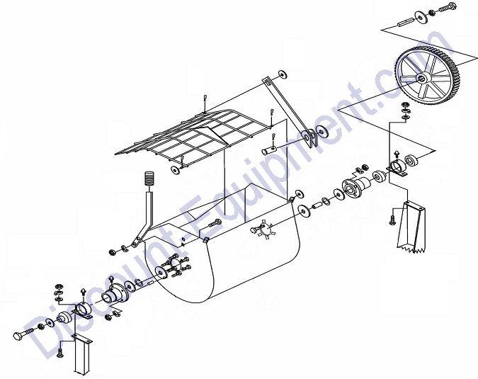 Stow Mixer Drum Parts Diagram - DIY Wiring Diagrams •