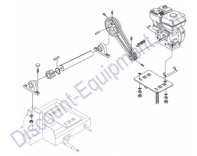 Stow Mortar Mixer Parts Diagram - Basic Guide Wiring Diagram •